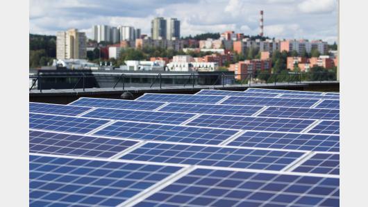 Energetikos ateitis - saulės elementai