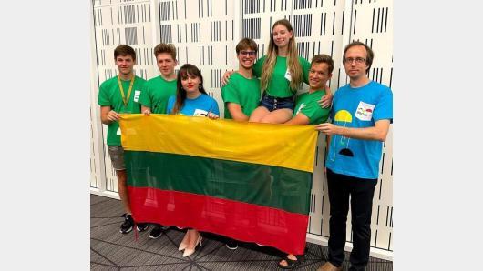 LRT: Tarptautinėje fizikos olimpiadoje lietuviai pelnė medalius