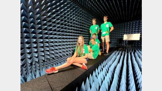 Physics Today apie Lietuvoje vykusią tarptautinę fizikos olimpiadą